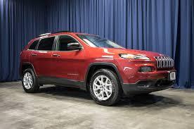 2016 jeep cherokee sport 2016 jeep cherokee sport 4x4 northwest motorsport