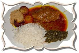 cuisine congolaise brazza best of congo brazzaville food chicken moambe bonvoyageurs