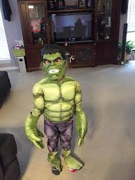 Halloween Costumes Hulk 15 Kids Wore Gender Defying Halloween Costumes Bored Panda