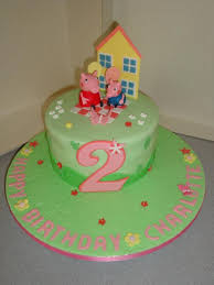 peppa pig birthday cakes peppa pig birthday cake cakecentral