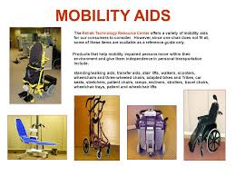 putting the ability in disability what is assistive technology