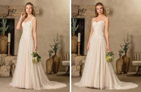 wedding dresses without straps top colored wedding dresses by casablanca bridal