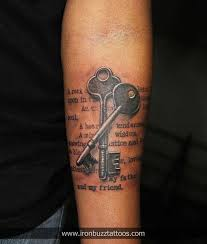 the 25 best antique key tattoos ideas on pinterest skeleton key