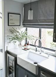 vorhänge für küche die besten 25 gardinen küche ideen auf küchengardinen