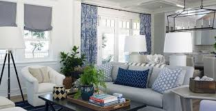Blue And White Window Curtains Why We Love Blue And White Window Treatments Blindsgalore Blog
