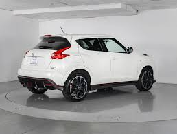 nissan juke for sale used 2014 nissan juke nismo rs awd suv for sale in west palm fl