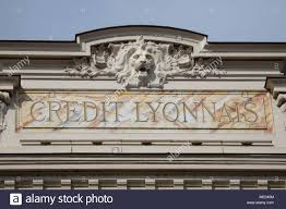 siege du credit lyonnais credit lyonnais bank stock photos credit lyonnais bank stock