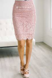 lace skirt pretty in pink lace skirt modest skirt for church modest