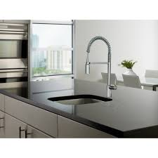 pre rinse kitchen faucet moen align one handle pre rinse pulldown kitchen faucet