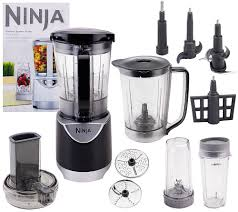 ninja kitchen appliances ninja kitchen system pulse 48 oz blender with accessories page 1