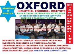 oxford iti technical institute mobile crane training jcb