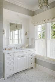 White And Gray Bathrooms Rooms Viewer Hgtv