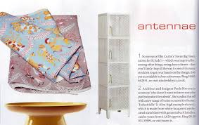 World Of Interiors Blog Screenprints On Paper U2013 Ellie Curtis U2013 Illustrations And Textile