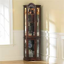 rooms to go curio cabinets curio cabinets cymax stores