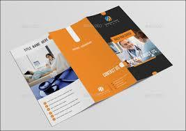 tri fold brochure template indesign free 22 multipurpose brochure design psd designs brochures