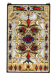 octagon stained glass window stained glass windows lamps beautiful