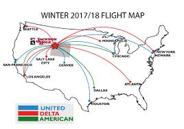 Map Of Chicago Airport Fly To Jackson Hole This Winter