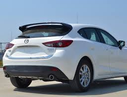buy mazda 3 hatchback popular mazda 3 wing roof buy cheap mazda 3 wing roof lots from