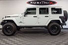 jeep sahara pre owned 2014 jeep wrangler sahara unlimited white