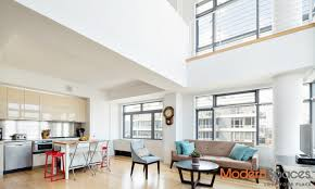 rare 3br 3bath duplex with double height ceilings modernspaces nyc
