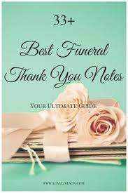 best 25 funeral thank you cards ideas on funeral
