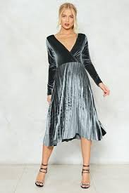 nasty gal velvet dress cute and cheap holiday dresses under 100