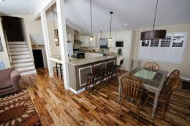 tri level house plans 1970s tri level open kitchen remodel this is almost exactly our floor