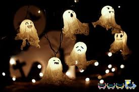 halloween ghosts for decorations