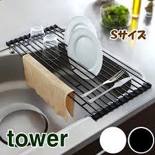 Kitchen Sink Dish Rack Sink Dish Drainer Rack E Piglet Rakuten Global Market On The Drain