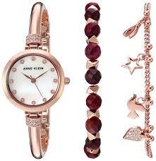 anne klein bracelet set images Anne klein beaded bracelet set and rose gold tone alloy ladies jpg