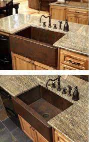 Copper Kitchen Sink by Installation Photos Lesleyv Copper Sinks Online