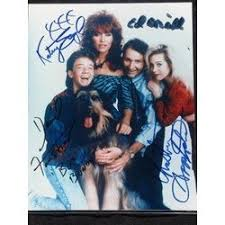 Married With Children Cast And The City Cast Signed Photo X4 Kim Cattrall For Sale