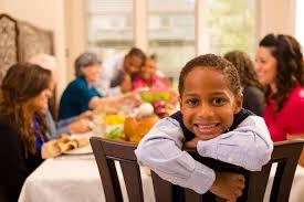 Volunteer Atlanta Thanksgiving Adopt A Family Families First