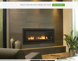 concrete panel fireplace concrete tile produced and installed by