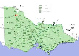 Map Location File Ouyen Location Map In Victoria Png Wikimedia Commons