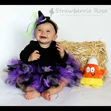 Halloween Witch Costumes Toddlers Witch Costume Tutu Baby Witch Costume Toddler Strawberrierose
