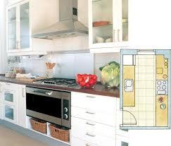 los siete pasos necesarios para poner a cocina leroy merlin en accion cómo distribuir la cocina mi casa