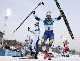charlotte kalla wins first gold of winter olympics news sports