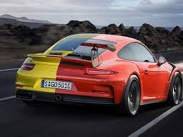 porsche gt3 rs porsche 911 turbo s vs 911 gt3 rs race is closer than you d think