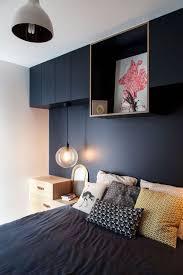 chambre alcove appartement 19 rénovation sur mesure bedrooms interiors