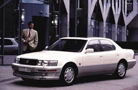lexus rx 400h eure zufriedenheit 25 jahre lexus u2013 weltpremiere 1989 in detroit