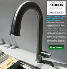 kitchen faucet carefree touch kitchen faucet touch kitchen
