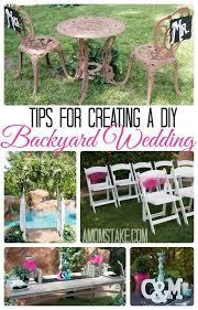 Planning A Backyard Wedding Checklist by Garden Design Garden Design With Ideas For A Budgetfriendly