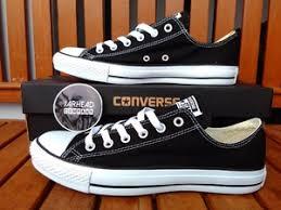 Sepatu Converse Black jual sepatu converse ct all basic black white original