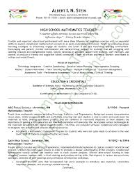 Best Resume Format For Teachers by Teacher Cv Template Lessons Pupils Teaching Job