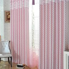 Pink Eclipse Curtains Enchanting Pink Eclipse Curtains Decorating With Pink Polka Dot