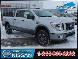 nissan canada august incentives new 2017 nissan titan xd diesel pro 4x w two tone paint for sale