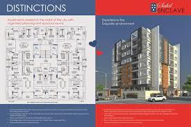sahil realcon property website design u0026 brochure design on behance