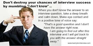 tell about yourself job interview example answers for interviews