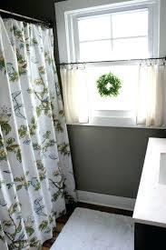 curtain ideas for bathroom best bathroom window curtains ideas on bath curtain bathroom